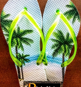 Chinelo Havaiana Customizado