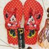 Chinelo Infantil Personalizado Minnie
