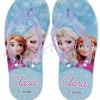 Chinelos Personalizados Infantil Frozen