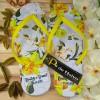 Chinelos Personalizados para Casamento Amarelo