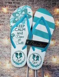 Chinelo Keep Calm